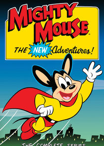 Mighty Mouse the New Adventures