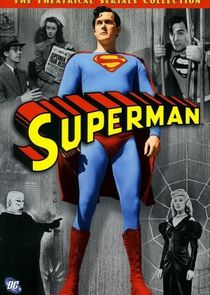 Superman: The Theatrical Serials Collection